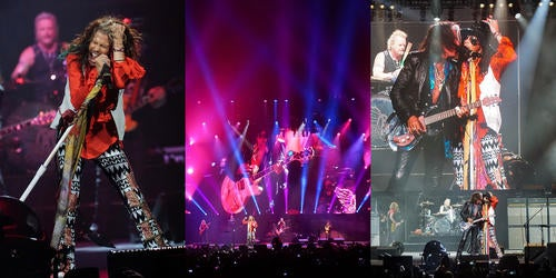 How I Got The Shot: Aerosmith In Action