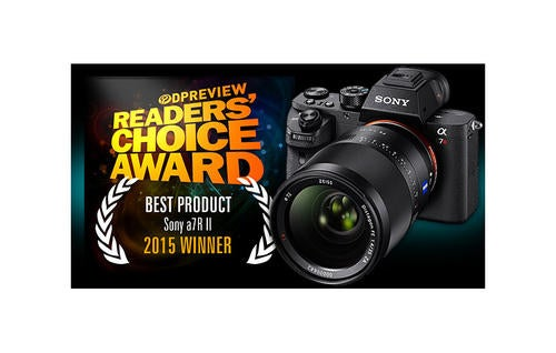 Sony remporte tous les prix Readers Choice Awards 2015 de DPReview