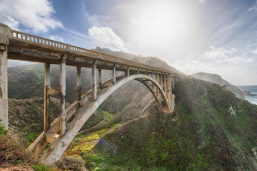 Photo #SonyAlpha du jour – le pont de Bixby Creek par Chris Peterson