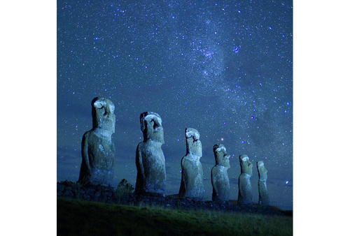 #SonyAlpha Photo Of The Day - Easter Island by Sony Artisan of Imagery, Bob Krist