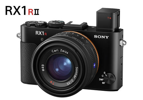 Sony présente le nouvel appareil photo de poche RX1R II avec capteur d'image plein cadre à 42,4 Mpx