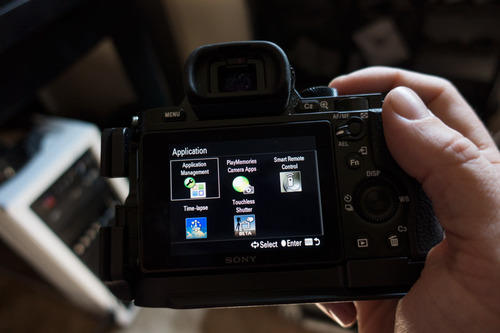 Installing and Updating Apps on Your Sony Camera With Ease