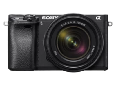 Sony α6300 + 18-135mm Lens - All Colors