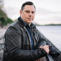 portrait of Michael Rubenstein