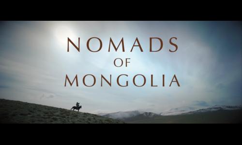 Nomades de Mongolie par Brandon Li