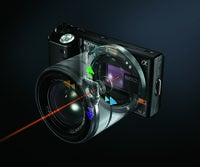 Sony Optical SteadyShot