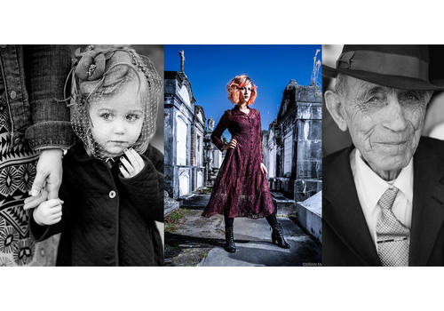 Change Your Perspective! Favorite Lenses For People & Portraits