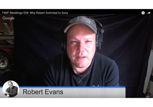 Sony Artisan Robert Evans Explains Why He Switched To Sony
