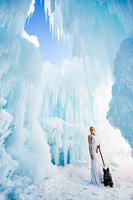 Ice Castle by Robert Evans. Sony Vario-Tessar T* FE 16-35mm f/4 ZA OSS lens
