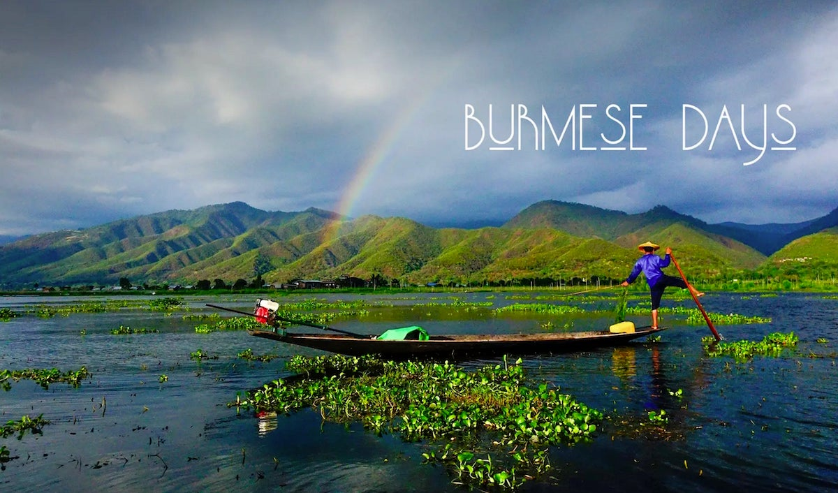 Burmese Days by Bob Krist