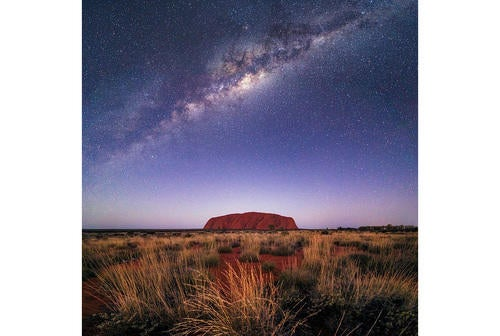Photo #SonyAlpha du jour – Ayers Rock de Luke Tscharke