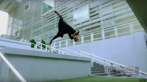 Sony RX10 II Shoots 250 fps Slow Motion For WolFang Digital's Parkour In Malaysia